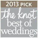 Best of Weddings for 2013 by the Knot