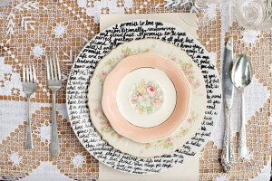 ruffled blog handwrittenplates