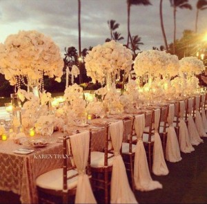 9 Chiavari Chairs