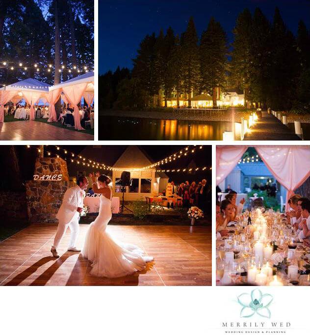 Lake Tahoe Weddings, Peach-n-Cream Wedding, Destination I Do Magazine, Merrily Wed Lake Tahoe Wedding Planner, Lake Tahoe Destination Wedding